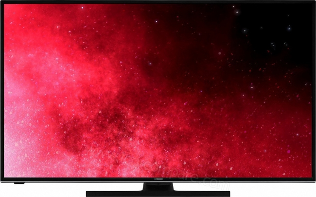 HITACHI 50HAK6150 Τηλεόραση Black