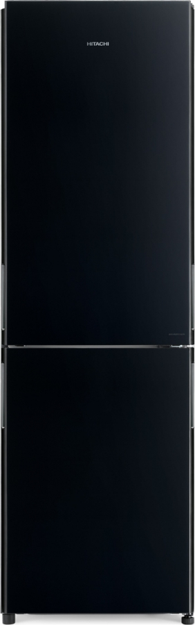 HITACHI R-BG410PRU6X (GBK) Ψυγειο/ψύκτης Black Glass Full NoFrost A++.