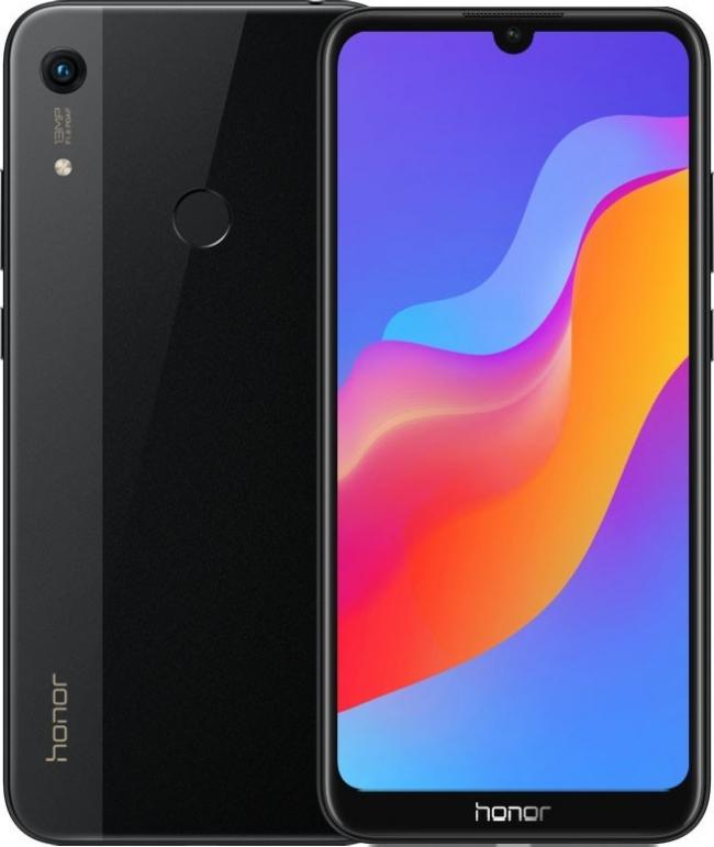 HONOR 8A 3GB/32GB Smartphones Black+ΔΩΡΟ HONOR FITNESS BAND 4