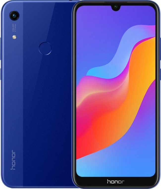 HONOR 8A 3GB/32GB Smartphones Blue+ΔΩΡΟ HONOR FITNESS BAND 4