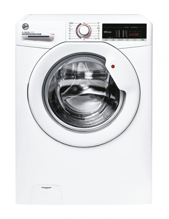 HOOVER H3WS4 275TE/1-S Πλυντήρια ρούχων 7Kg./ 1200Rpm./ WiFi +Bluetooth.