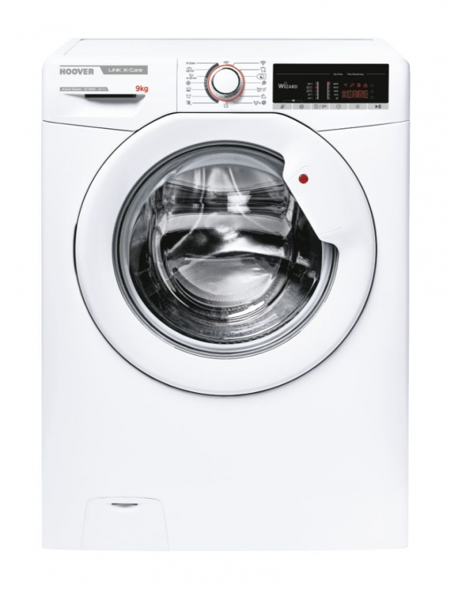 HOOVER HSX 1495T3-S Πλυντήρια 9KG -A+++ /1400Rpm. ΑΤΜΟΥ -WiFi.