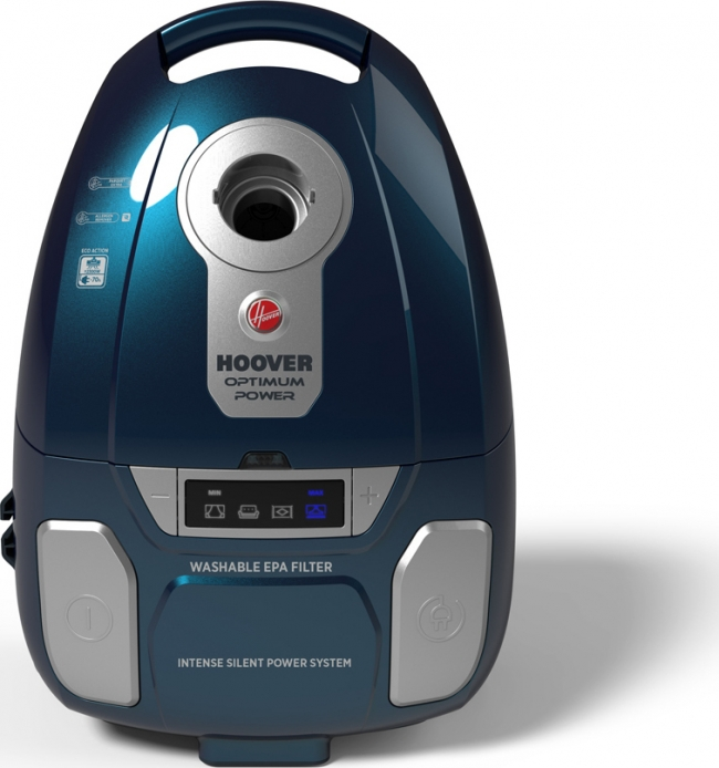 HOOVER OPTIMUM POWER OP60ALG011 Σκούπα Blue