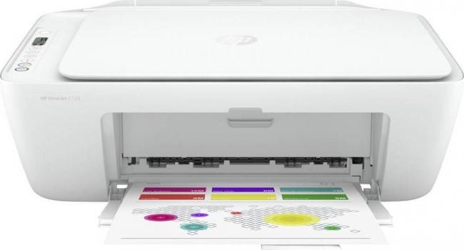 HP DESKJET 2720 AiO (3XV18B) Πολυμηχανήματα White