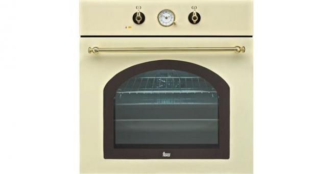 HR-750 H.120.BMΠ Εντοιχισμένος Φούρνος
