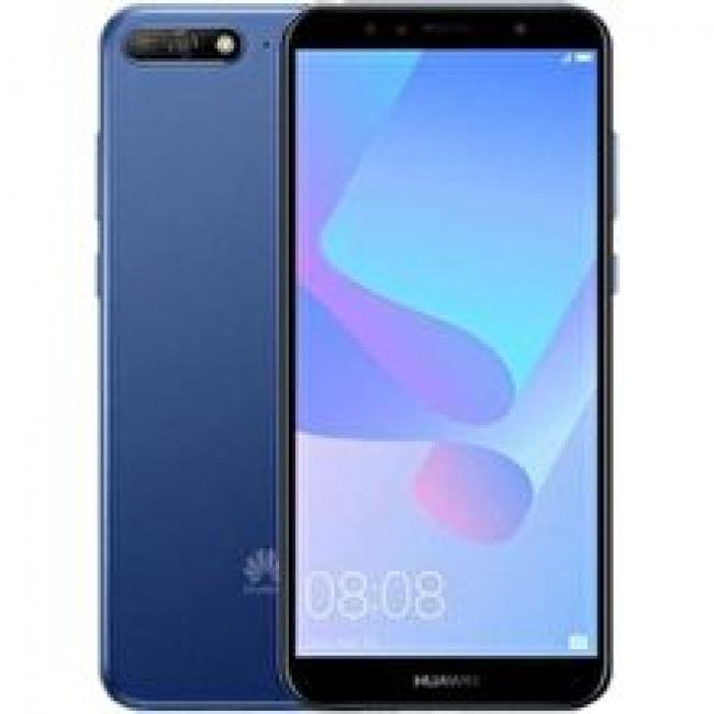 HUAWEI Y6 2018 DUAL Smartphones Blue (16GB)
