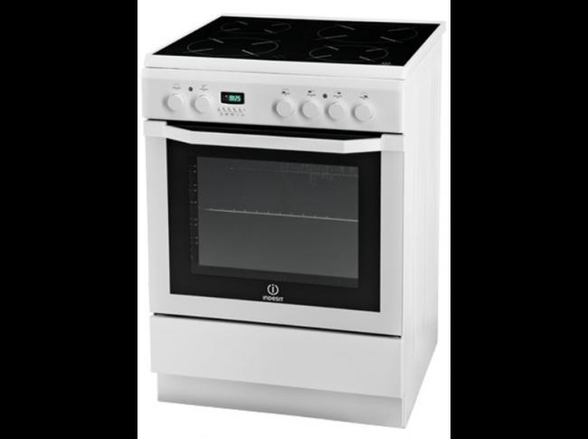 I6VMC6A(W)/GRΚεραμική Κουζίνα Λευκή