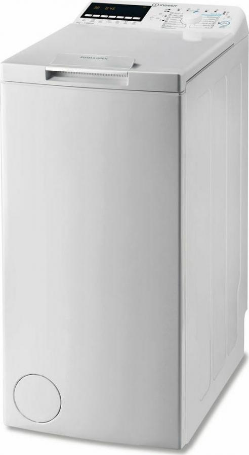 INDESIT BTW B7220P EU/N Πλυντήρια ρούχων ΣΤΕΝΟ 40cm 7Kg./1200Rpm.