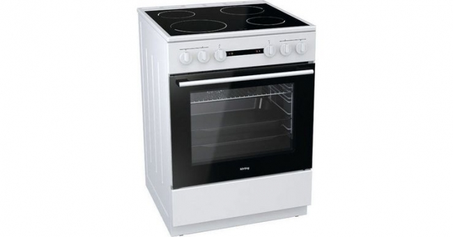 KEC 6141WG Ελεύθερη Κουζίνα * 10 ΑΤΟΚΕΣ