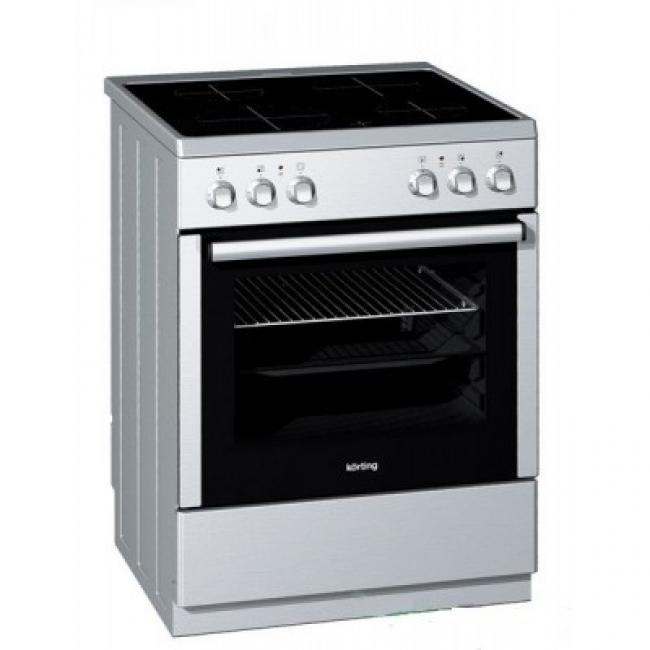 KEC67106AX Κουζίνα Ελεύθερη
