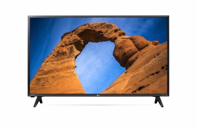 LG 32LK500BPLA Τηλεόραση Black
