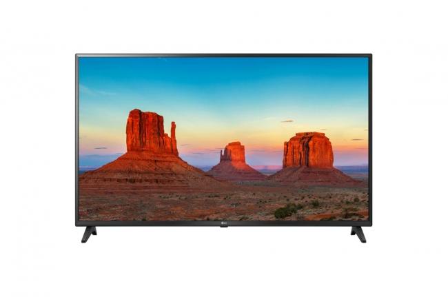 LG 43UK6200 Τηλεόραση Black