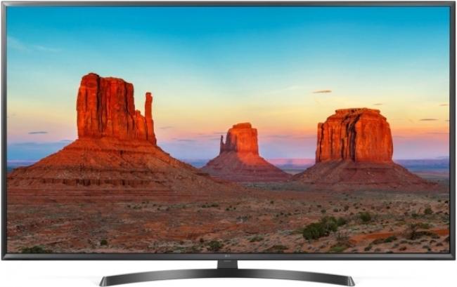 LG 43UK6470PLC Τηλεόραση Black