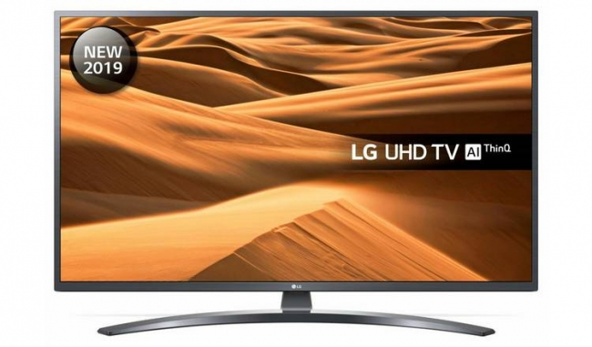 LG 43UM7400PLB.AEU Ultra HD, 4K,Smart Wi-Fi.
