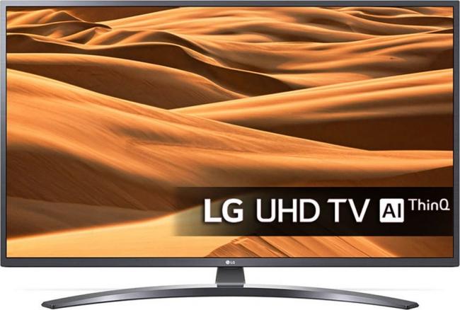 LG 49UM7400PLB.AEU Τηλεόραση Grey