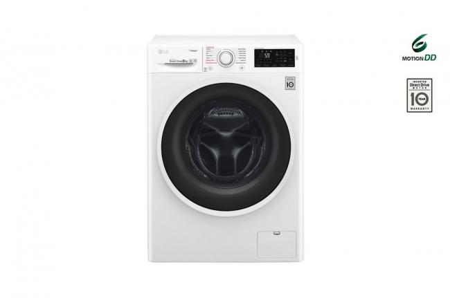 LG F4J6VN0W Πλυντήρια 9KG, A+++, 1400Rpm.