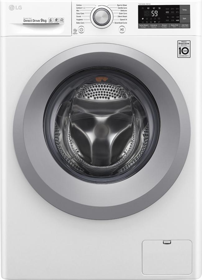 LG F4TURBO9 Πλυντήρια A+++ , 9KG, 1400Rpm.