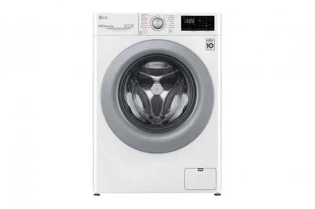 LG F4WV309S3E Πλυντήρια ρούχων (9KG 1400Στρ. -A+++ -40%) Μέ προγράμματα Ατμού.