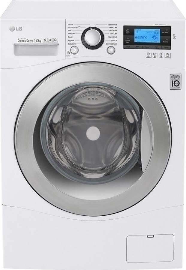 LG FH495BDN2.ABWQEH Πλυντήρια ρούχων 12KG -A+++. 1400Rpm.