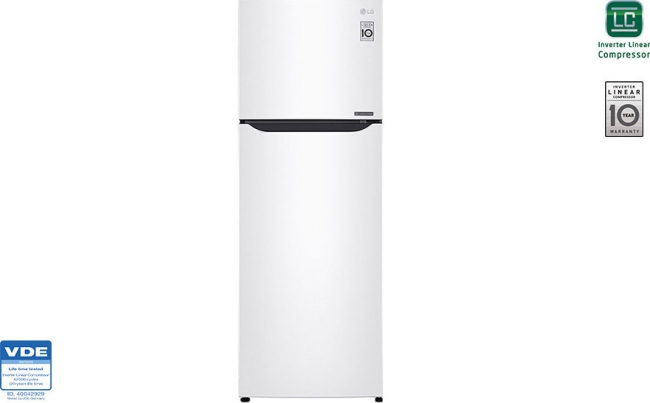 LG GTB382SHCZD Ψυγεία White
