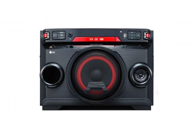 LG OK45 (DEUSLLK) Micro-Mini Hifi Black