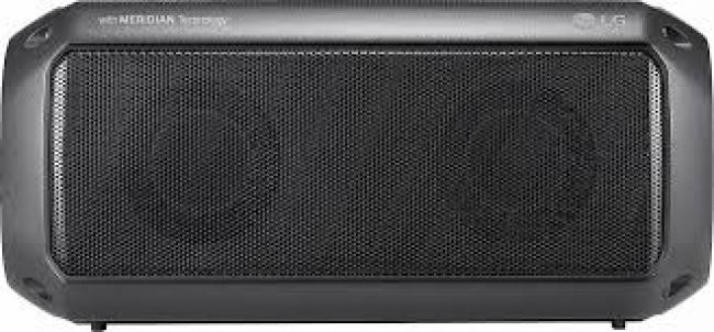 LG PK3 Bluetooth Ηχεία Black