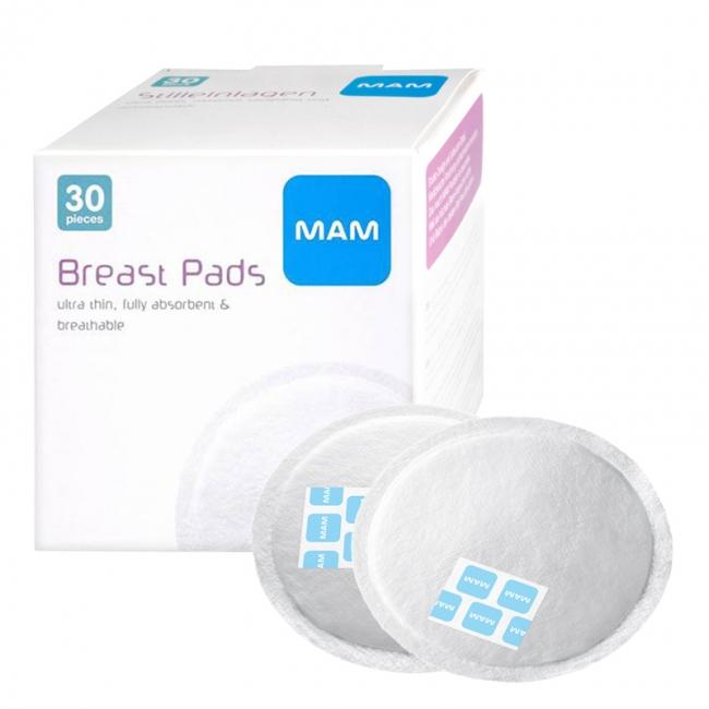 MAM BREAST PADS X30