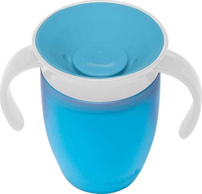 MUNCHKIN 12271 MIRACLE 360 TRAINER CUP BLUE