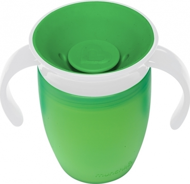 MUNCHKIN 12443 MIRACLE 360 TRAINER CUP GREEN