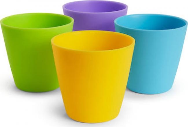 MUNCHKIN 4PK MIDERN MULTI CUPS 51762