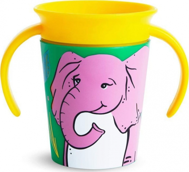MUNCHKIN 51951 MIRACLE CUP 177ML ELEPHANT