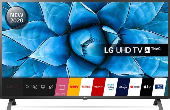 LG 50UN73006LA Τηλεόραση 50