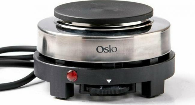 OSIO OHP-2410 ΗΛΕΚΤΡ. ΜΑΤΙ ΚΑΦΕ 500W Ηλεκτρικό μπρίκι