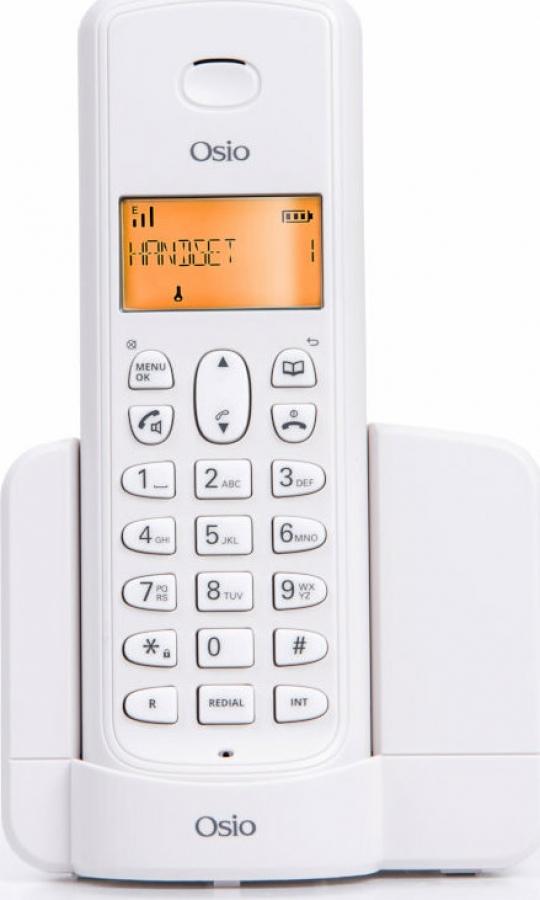 OSIO OSD 8910W Ασύρματα Τηλέφωνα