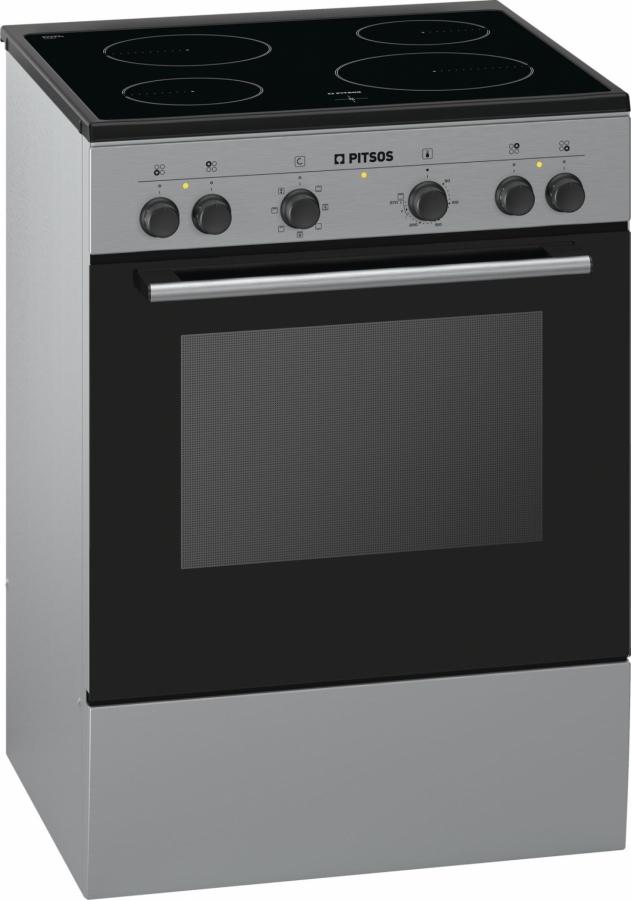 PHCB154K55 Κεραμική Κουζίνα Inox
