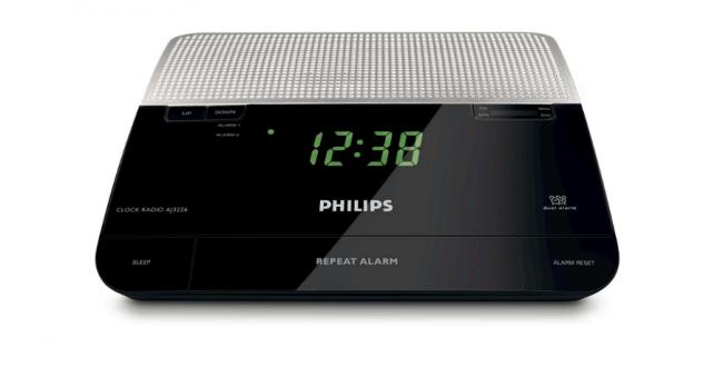 PHILIPS AJ 3226/12 Ραδιο-Ρολόγια