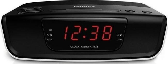 PHILIPS AJ3123/12 Ραδιο-Ρολόγια