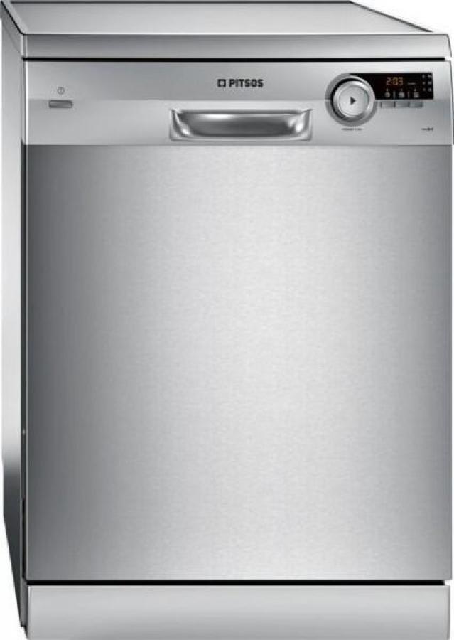 PITSOS DGS5568 Πλυντήριο πιάτων Inox A++ 60cm.