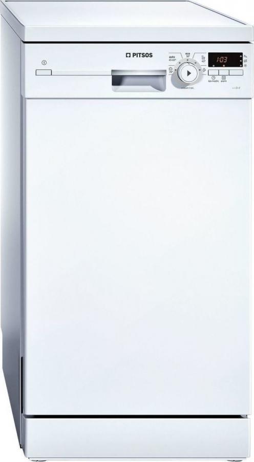 PITSOS DRS5512  Πιάτων White  A+. 9 ΣΕΡΒΙΤΣΙΑ