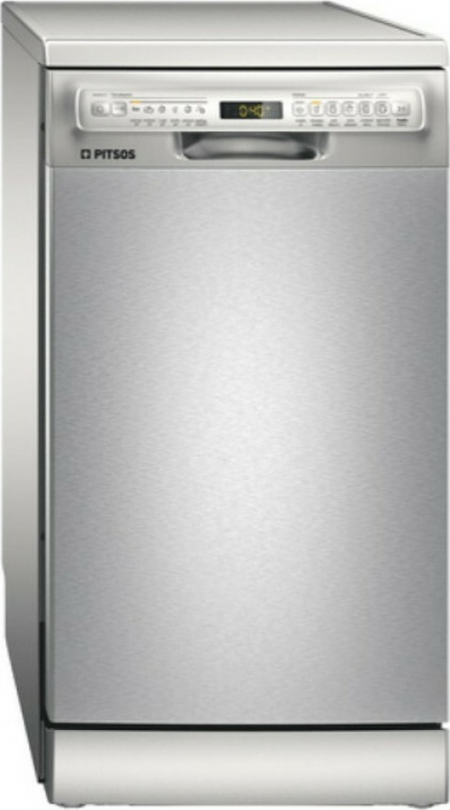 PITSOS DSS60I00 Πλυντήριο πιάτων Inox 45cm ΕΛΕΥΘΕΡΟ.