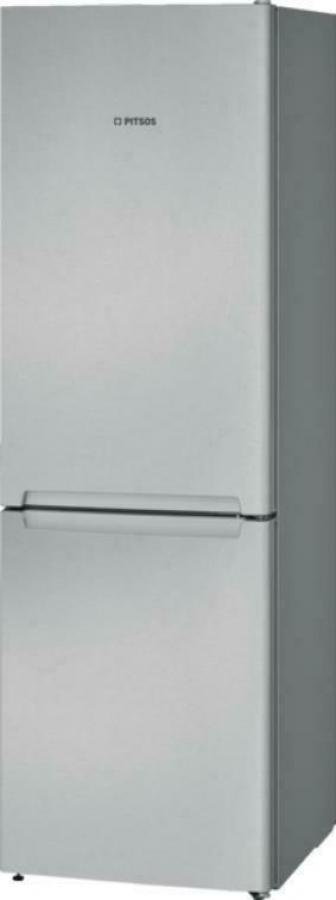 PITSOS PKNB36VIE3 Ψυγειο/ψύκτης A++ NoFrost Inox ( 186 X 59,50 X 66cm.)