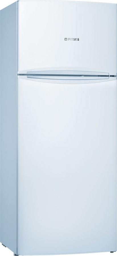 PITSOS PKNT53NW2A Ψυγεία Λευκό A+ (171 X 70 X 77cm)