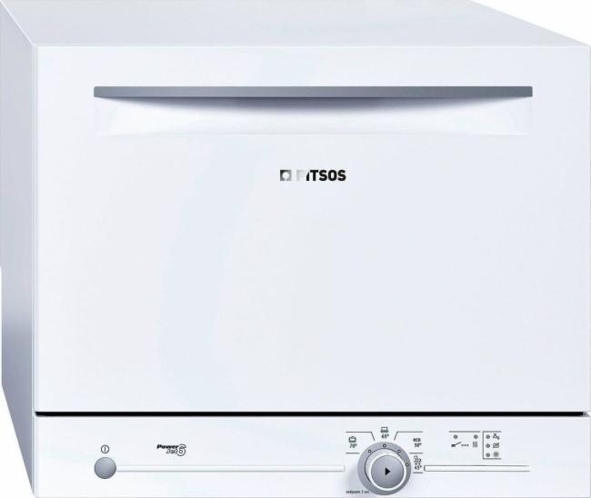 PITSOS POWERJET6 Πλυντήριο πιάτων White