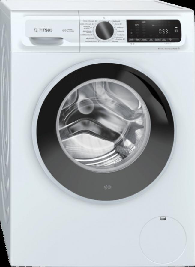 PITSOS WDP14C08GR Πλυντήρια-Στεγνωτήρια  8/5Kg ΑΤΜΟΥ -1400Rpm. 10 ΧΡΟΝΙΑ ΕΓΓΥΗΣΗ ΣΤΟ ΜΟΤΕΡ.