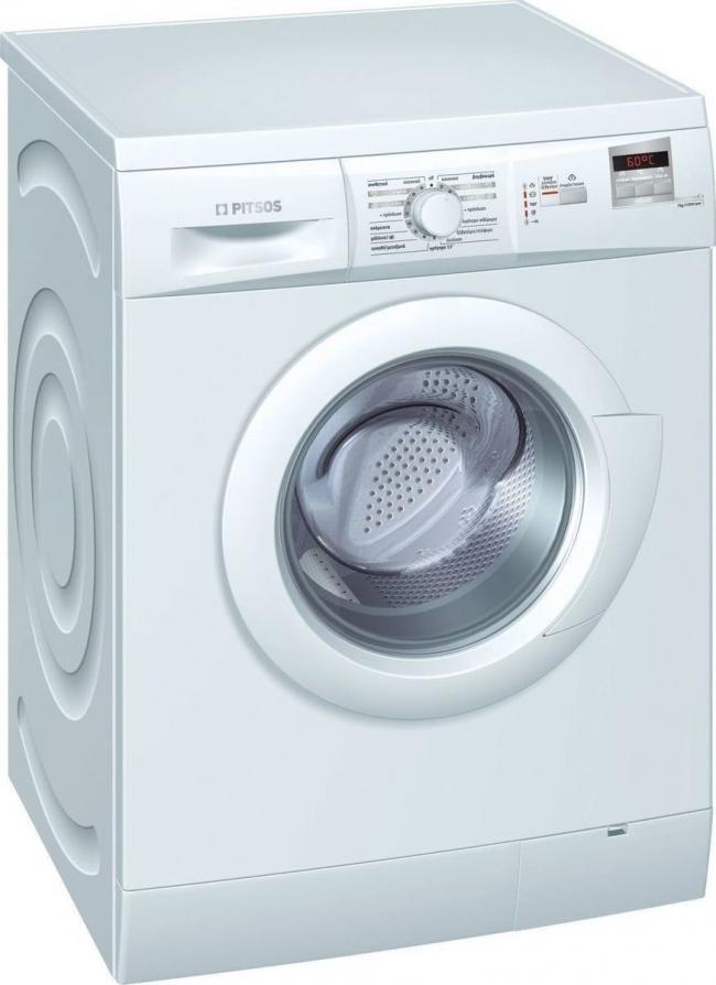PITSOS WFP1203C7 Πλυντήρια 7KG  A+++, 1200Rpm.