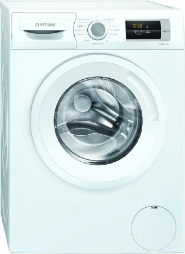 PITSOS WNP1200D8 Πλυντήρια ρούχων 8Kg - A+++ - 1200Rpm.