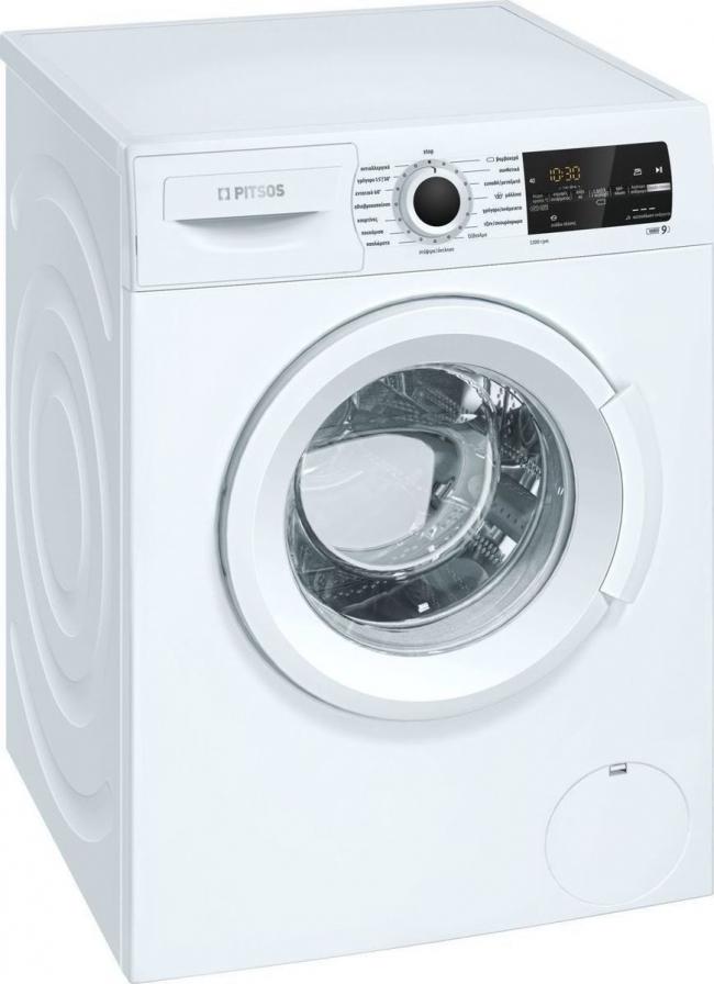 PITSOS WQP1200G9 Πλυντήρια ρούχων Λευκό