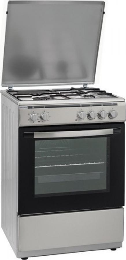 ROBIN  BN-62 INOX Ηλεκτρική +ΑΕΡΙΟΥ κουζίνες