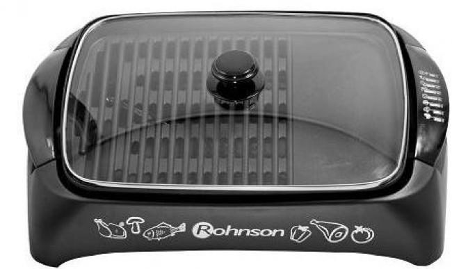 ROHNSON 250n Ψηστιέρες-Γκριλιέρες