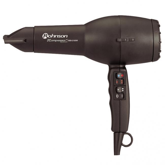 ROHNSON R-660 Σεσουάρ μαλλιών Black